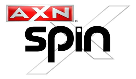 AXN Spin - Logopedia, the logo and branding site