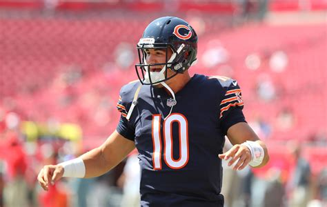It's time for Mitch Trubisky — even if John Fox can't see