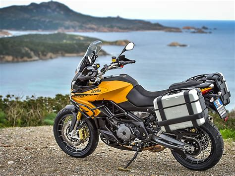 2015 Aprilia Caponord Rally | First Ride Review