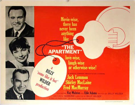A legénylakás (The Apartment) 1960 - Time Goes By