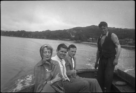 Photos of the Kennedy Family in Ireland