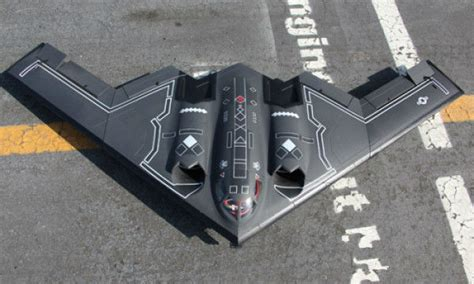 LX B2 Stealth Bomber Dual 64mm EDF Jet With Retracts Kit