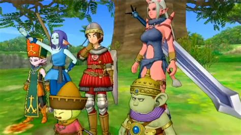 Dragon Quest 10 expansion heading to Wii U, Wii and PC