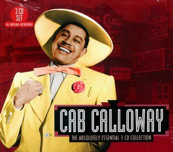 Cab Calloway : The Absolutely Essential 3 CD Collection (3