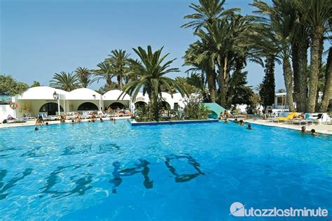 Sangho Club Zarzis, Djerba Tunézia – last minute, all