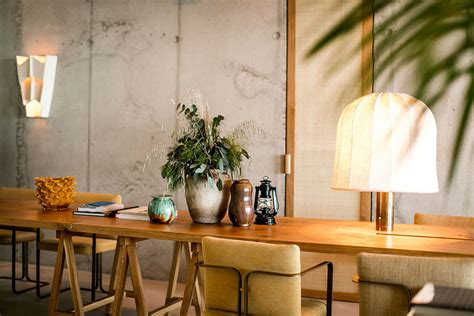 How to Recreate That Mid-Century Modern Hotel Look We Have
