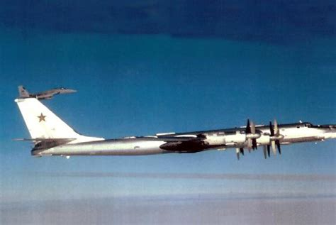 Tu-95 BEAR (TUPOLEV) - Russian and Soviet Nuclear Forces