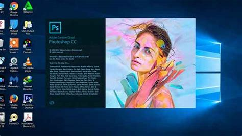 Photoshop CC 2018 Crack & amtlib patch [Win 7, 8, 10] and