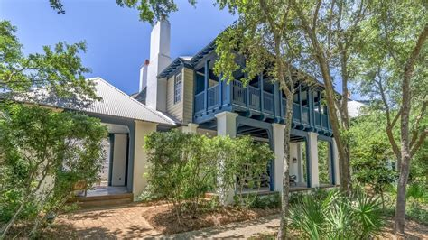 Mills Cottage® Beautiful Rosemary Beach Home with Free