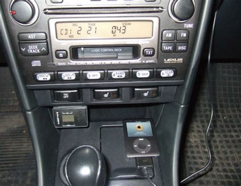 Ipod Control Solution For OEM Stereo 1st-Gen IS300 / 200
