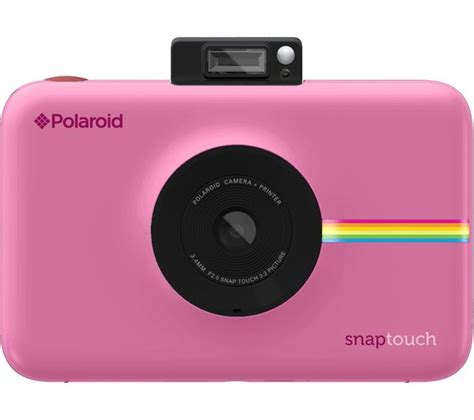 POLAROID Snap Touch Digital Instant Camera - Pink Fast