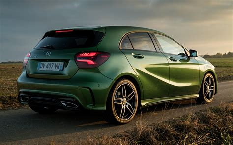 2015 Mercedes-Benz A-Class AMG Line - Wallpapers and HD