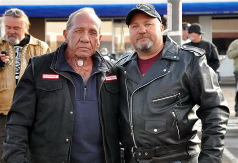 Me and Sonny Barger   Took this photo with Sonny just