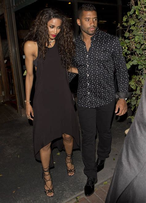 Ciara and Russell Wilson triple date with Kelly Rowland