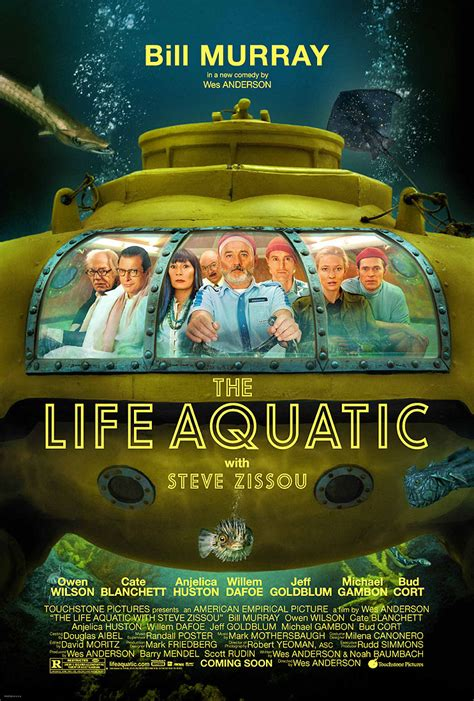 The Life Aquatic with Steve Zissou | Wes Anderson Wiki