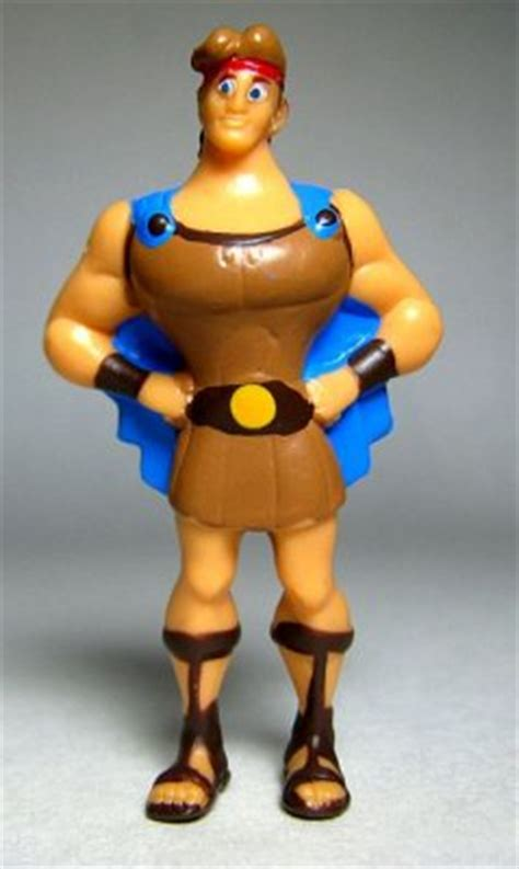Hercules with hands on hips PVC figure (Panini) from our