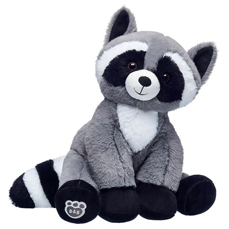 Raccoon Stuffed Animal   Shop Online Exclusives Now at