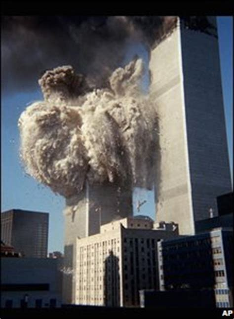 BBC NEWS   Americas   9/11 third tower mystery 'solved'